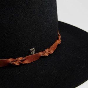 Brixton Accessories - Brand New - Brixton Bridger Boater Hat 0da333974d8